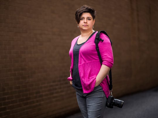 Binghamton wedding photographer Heather Esposito has embarked on a personal side project documenting immigrant families in the Southern Tier. She recently photographed and interviewed a from Iraq who, after three years waiting in Turkey, now lives in Binghamton.