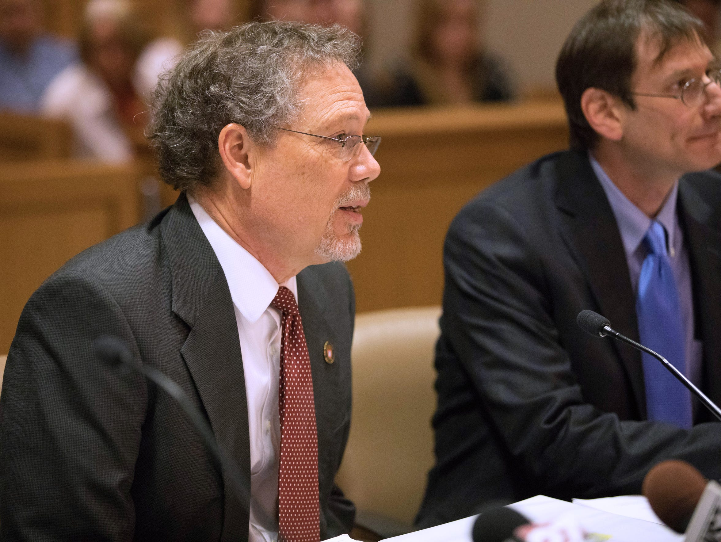 Keith Findley, co-director of the Wisconsin Innocence