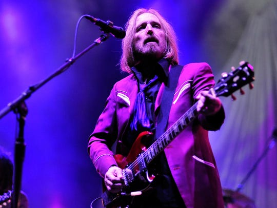 Tom Petty and The Heartbreakers perform at Mountain