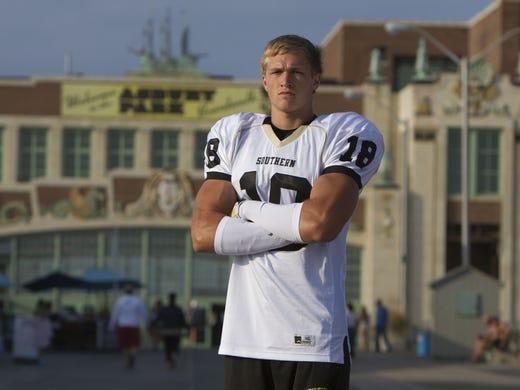 meet 65c18 9009d NFL Draft: Jersey Shore's Quenton Nelson, Mike Gesicki went ...