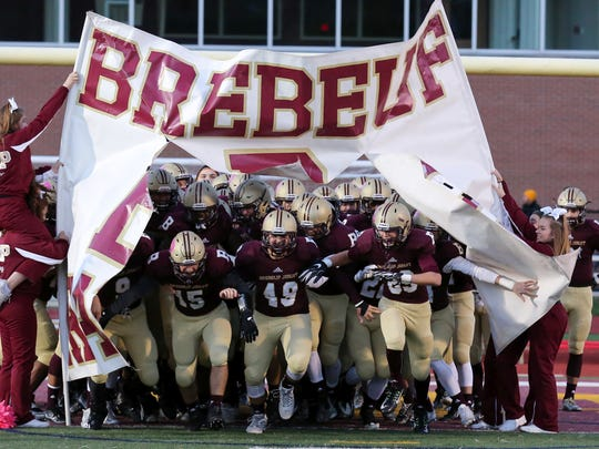 Brebeuf Jesuit opens the season against rival Bishop Chatard.