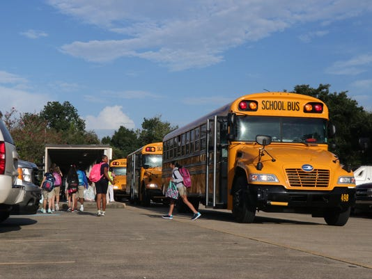 2017 Back to School at Alleman Middle School