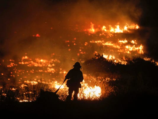New evacuation orders issued for San Diego County's Lilac fire