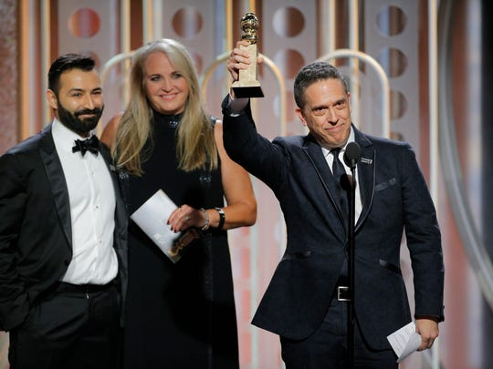 This image released by NBC shows director Lee Unkrich,