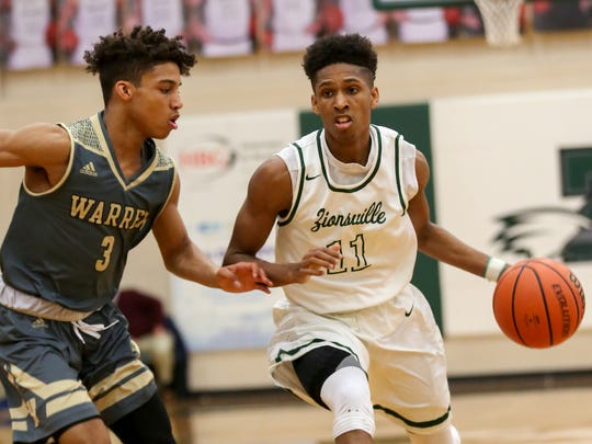 Top-ranked Warren Central rallied to knock off Zionsville