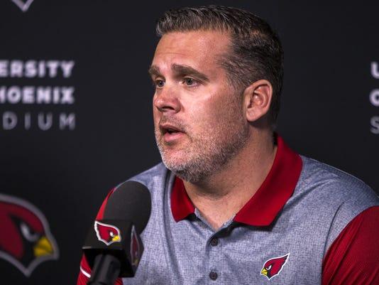 Cardinals Offensive Coordinator