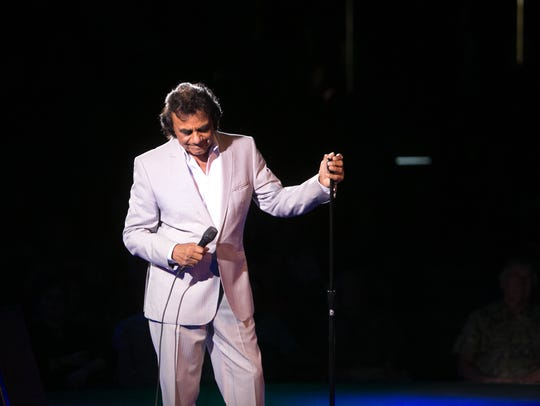 Johnny Mathis will perform at the Celebrity Theatre