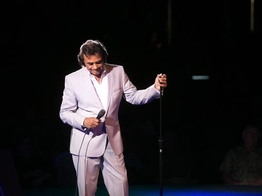 Johnny Mathis will perform at the Celebrity Theatre on March 23, 2018.
