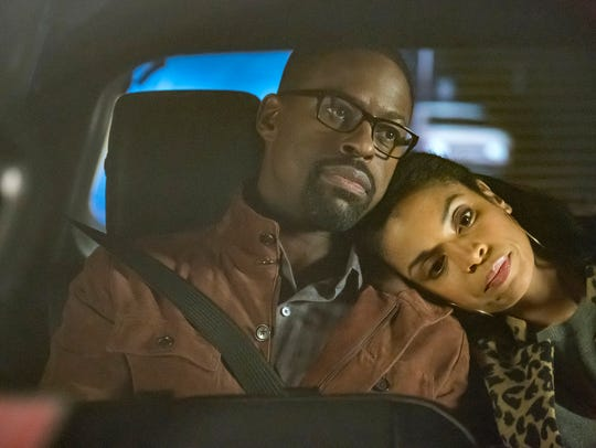 'This Is Us' will travel back to the first meeting of Beth (Susan Kelechi Watson), right, who is married to Randall Pearson (Sterling K. Brown), in Season 3 of the NBC hit drama.