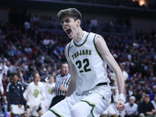 Patrick McCaffery returns for his final season at Iowa City West.