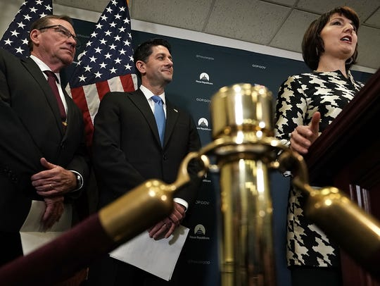 House Republican Conference Chair Rep. Cathy McMorris