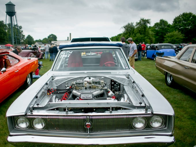2018 Cars 'R' Stars Car Show At The Packard Proving Grounds
