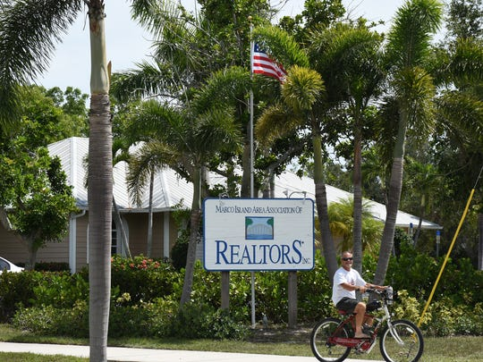 File: MIAAOR headquarters on Waterway Drive, Marco Island.