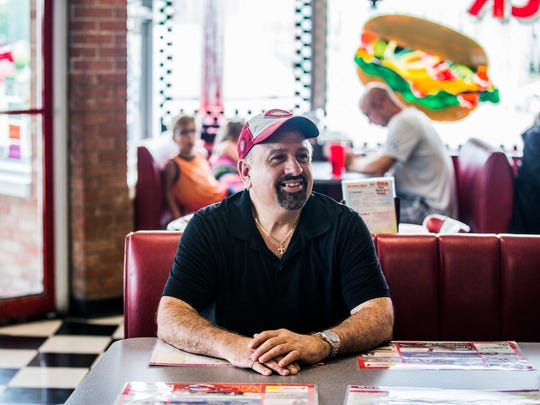 Mark Poulos, owner of the Sugar Shack in Altoona, is looking to relocate the popular restaurant  because the property has been sold to a credit union.