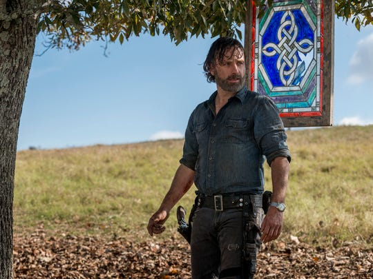 "Andrew Lincoln is rumored to be exiting ""The Walking"