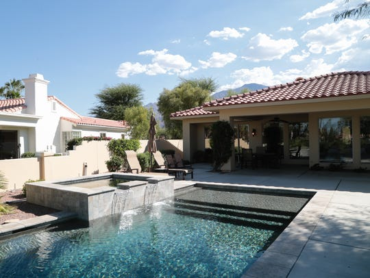 Jerry Marymont's La Quinta home was managed as a vacation