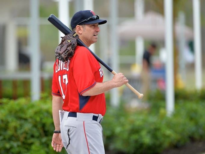 Torey Lovullo has been hired as the ninth manager in