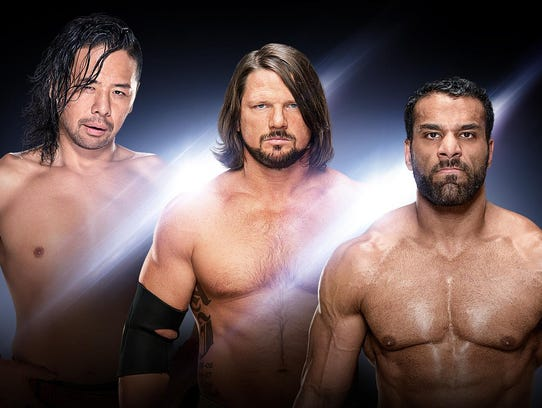 The WWE Live Holiday Tour lands in Detroit just 48