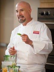 Chef Roberto Santibañez of New York City's Fonda restaurants