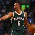 Michael Carter-Williams has played in 54 games this season and made 37 starts while averaging 11.5 points, 5.1 rebounds and 5.2 assists.