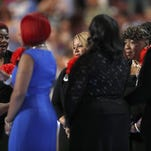 Maria Hamilton, other moms speak of support from Clinton