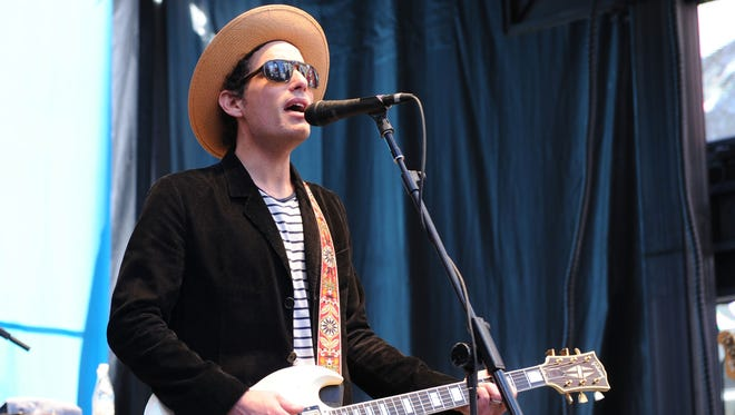 Jakob Dylan will perform with the Wallflowers on Aug. 15 at the Indiana State Fair.