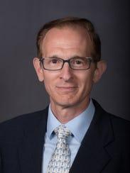 Author Benn Steil.