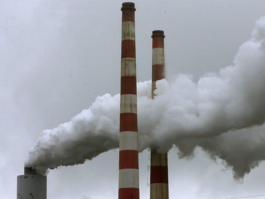 Supreme Court air pollution