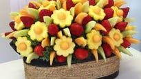 Festive fruit arrangements for any celebration!