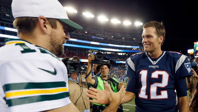 An Aaron Rodgers-Tom Brady Super Bowl certainly would be one for the ages.