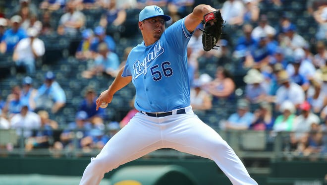 The Diamondbacks lost pitcher Brad Keller to the Royals in the Rule 5 draft.