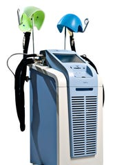 The DigniCap scalp cooling system