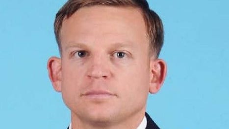 1st Sgt. Nicholas S. Amsberry.
