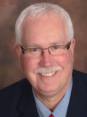 Steve Collier is a Lawrence council member and Republican challenger running for mayor.