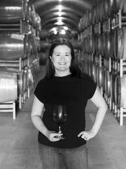 Miner Family winemaker Stacy Vogel.
