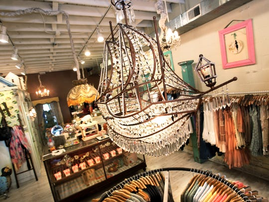 Girly Chic boutique in Broad Ripple is one of the featured boutiques in Broad Ripple Boutique's Bazaar.