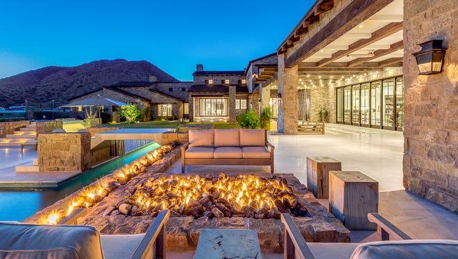 Former NFL defensive end Jared Allen sold his north Scottsdale mansion for $10.3 million.