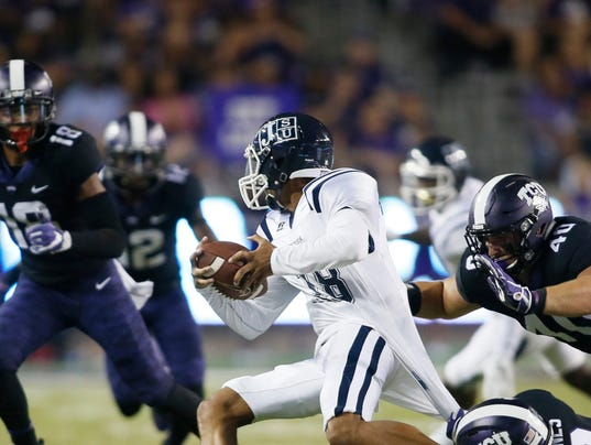 NCAA Football: Jackson State at Texas Christian