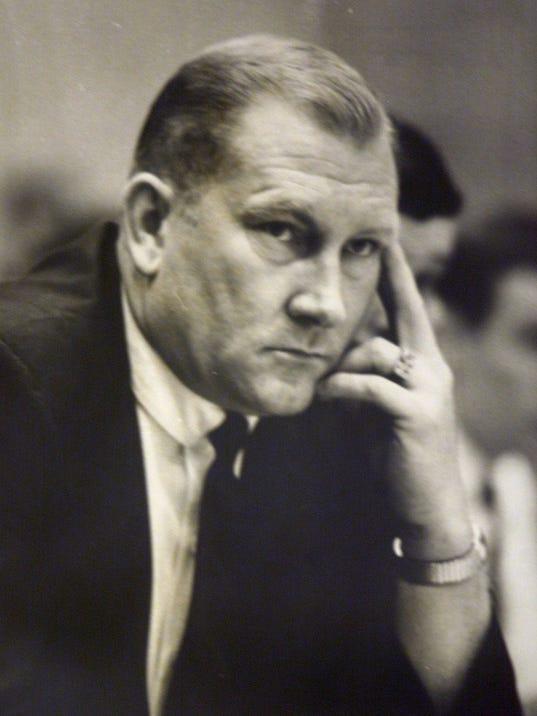 1966 TWC COACH DON HASKINS