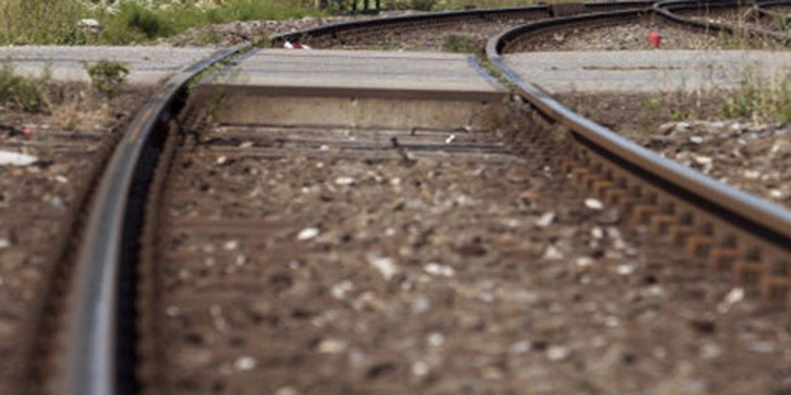 Woman hit by slow-moving train in Athol