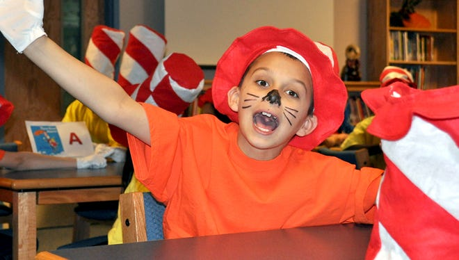 Read Across America Day will be celebrated on Thursday, march 2, in a number of Deming Public Schools. the special day promotes literacy for students and also coincides with beloved children's author Dr. Seuss' birthday.