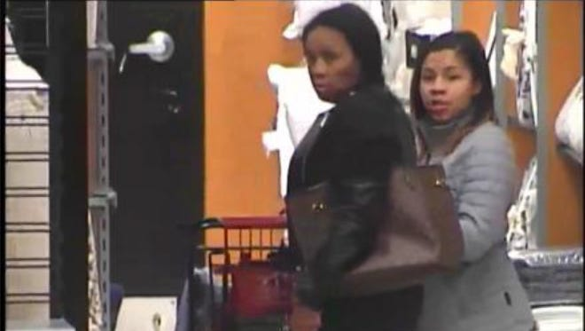 Bloomfield Township police are looking for information on these two women wanted for shoplifting at TJ Maxx.