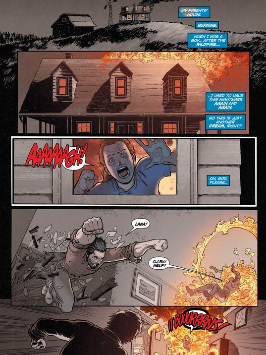 Action Comics 38 page