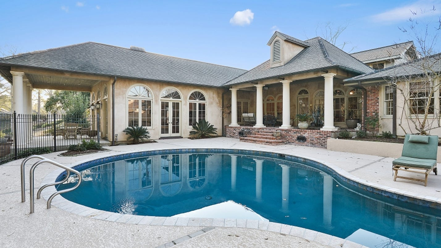 10 Of Acadiana 39 S Most Incredible Homes