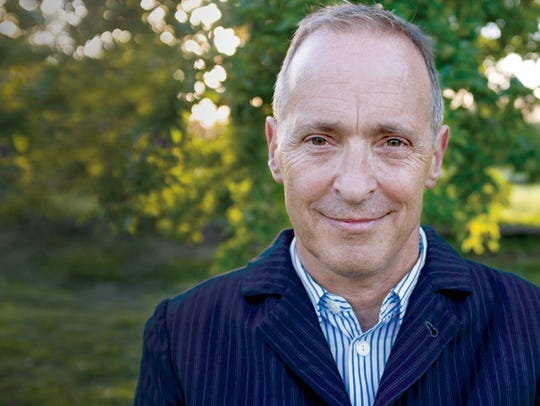 Humorist David Sedaris read from his work on April