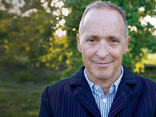Humorist David Sedaris read from his work on April