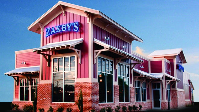 A Zaxby's restaurant is planned for the Rivergate area near the Wal-Mart Supercenter.