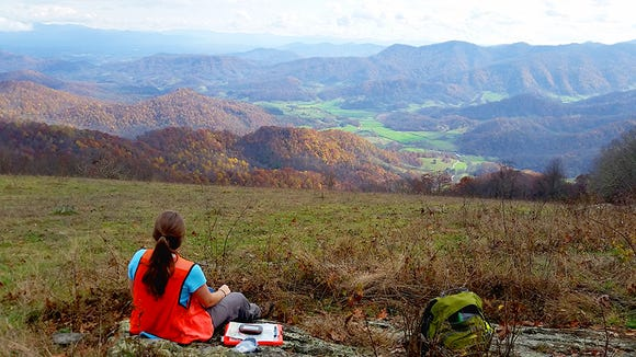 The Southern Appalachian Highlands Conservancy will lead a hike Feb. 18 in Sandy Mush.