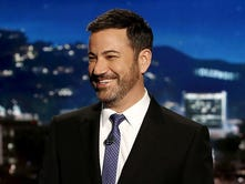 Jimmy Kimmel finds a 'Trump' when talking to kids about health care
