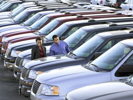 labor day car shopping